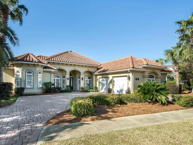 124 Tranquility Lane, Destin, FL 32541 (MLS #816596) :: Classic Luxury Real Estate, LLC