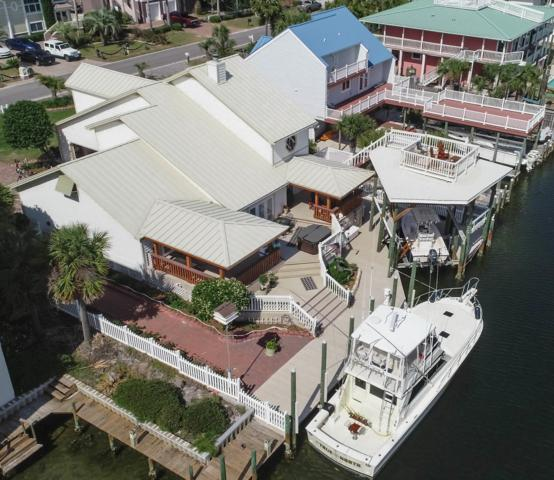 614 Magnolia Drive, Destin, FL 32541 (MLS #816634) :: Scenic Sotheby's International Realty