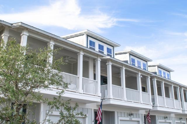 4923 E County Hwy 30A E102, Santa Rosa Beach, FL 32459 (MLS #816780) :: Hilary & Reverie