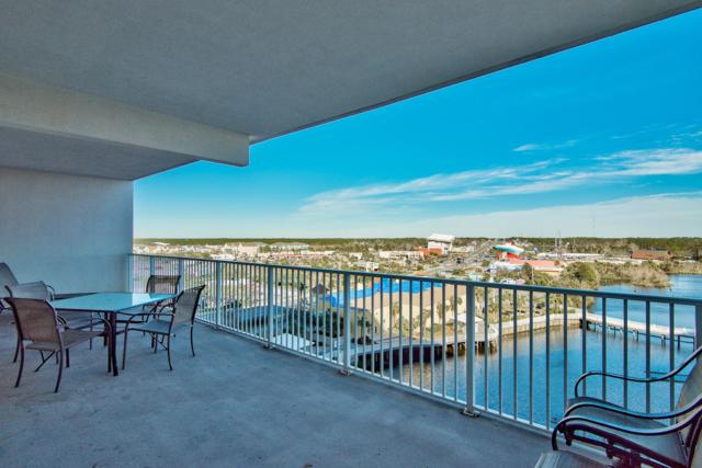 9902 S Thomas Drive Unit 733, Panama City Beach, FL 32408 (MLS #816842) :: Coastal Lifestyle Realty Group
