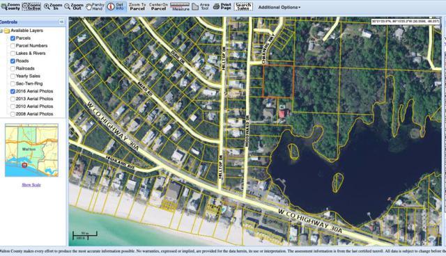 TBD Peaceful Lane, Santa Rosa Beach, FL 32459 (MLS #816951) :: The Beach Group
