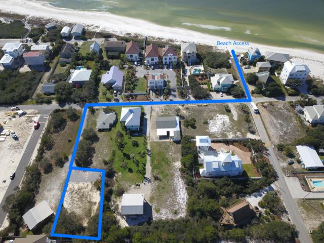 178 Pompano Street, Inlet Beach, FL 32461 (MLS #817223) :: Classic Luxury Real Estate, LLC