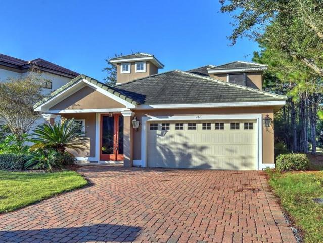 131 Cobalt Lane, Miramar Beach, FL 32550 (MLS #817261) :: Classic Luxury Real Estate, LLC