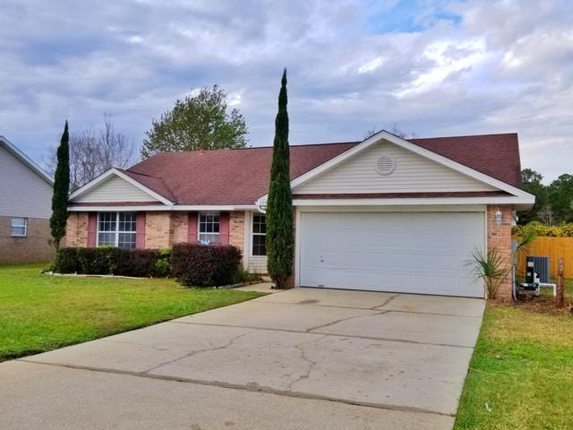 6956 Cotton Boll Lane, Navarre, FL 32566 (MLS #817262) :: Classic Luxury Real Estate, LLC