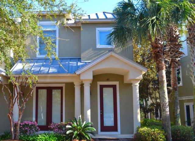 41 W Henry Court Unit 5-9, Santa Rosa Beach, FL 32459 (MLS #817337) :: Scenic Sotheby's International Realty