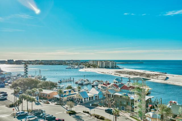 10 Harbor Boulevard E508, Destin, FL 32541 (MLS #817369) :: Counts Real Estate Group