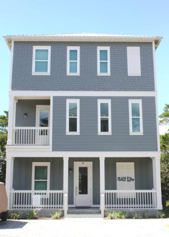 51 Abbey Road, Santa Rosa Beach, FL 32459 (MLS #817401) :: Luxury Properties Real Estate