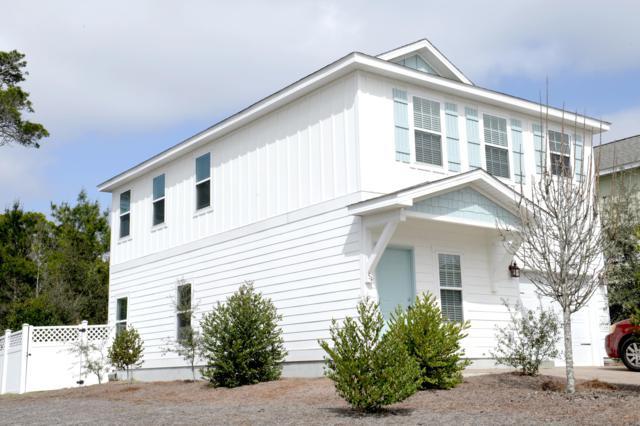 54 Topside Drive, Inlet Beach, FL 32461 (MLS #817432) :: Classic Luxury Real Estate, LLC