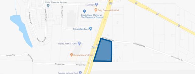 16309 Us Highway 331, Freeport, FL 32439 (MLS #817439) :: CENTURY 21 Coast Properties