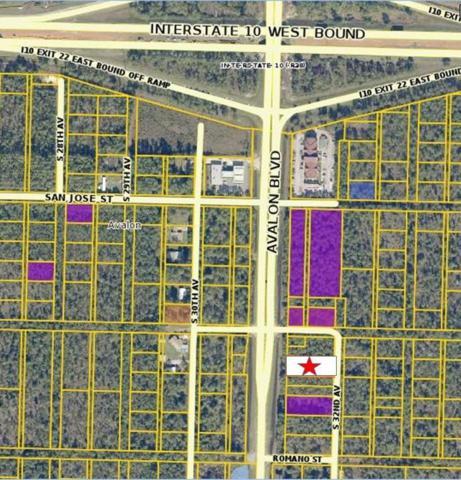 2502 Avalon Boulevard, Milton, FL 32583 (MLS #817490) :: CENTURY 21 Coast Properties