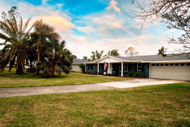 4655 Baywood Drive, Lynn Haven, FL 32444 (MLS #817510) :: Classic Luxury Real Estate, LLC