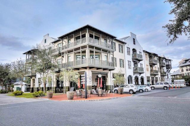 104 N Barrett Square Unit 3F, Inlet Beach, FL 32461 (MLS #817543) :: 30A Real Estate Sales