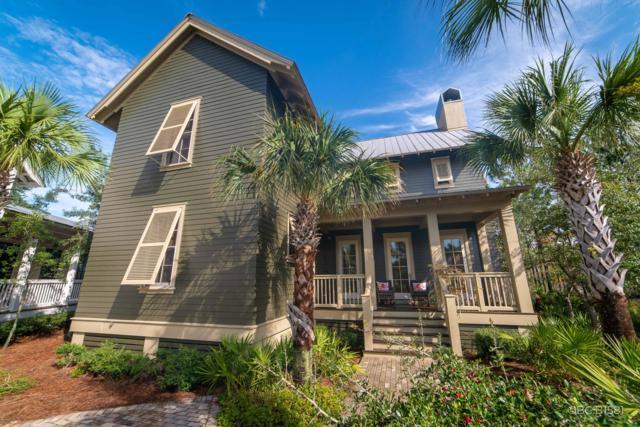 144 Cypress Walk, Santa Rosa Beach, FL 32459 (MLS #817549) :: Luxury Properties Real Estate