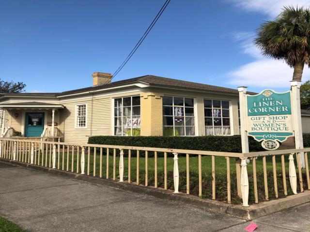 698 W Garden Street, Pensacola, FL 32502 (MLS #817554) :: Luxury Properties Real Estate