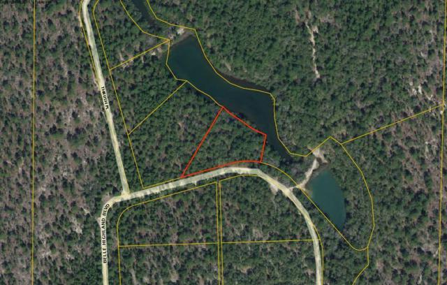 Lot 1 Belle Highland Boulevard, Defuniak Springs, FL 32433 (MLS #817567) :: RE/MAX By The Sea