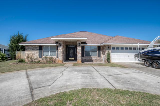 9911 Parker Lake Circle, Navarre, FL 32566 (MLS #817617) :: ResortQuest Real Estate