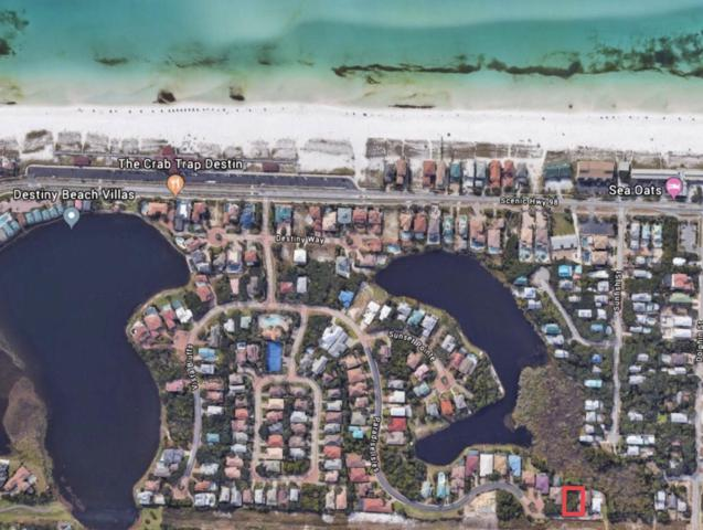 4600 Paradise Isle Lot 106, Destin, FL 32541 (MLS #817649) :: Classic Luxury Real Estate, LLC