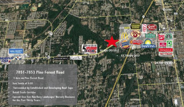 7851 Pine Forest Road, Pensacola, FL 32526 (MLS #817710) :: Luxury Properties Real Estate