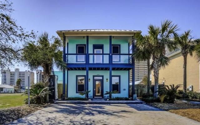 6605 Beach Drive, Panama City Beach, FL 32408 (MLS #817719) :: Classic Luxury Real Estate, LLC