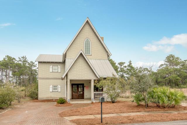 102 W Willow Mist Road, Inlet Beach, FL 32461 (MLS #817733) :: Classic Luxury Real Estate, LLC