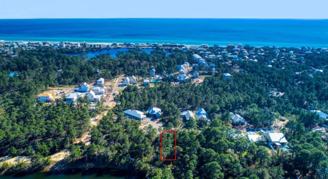 Lot 25 Spotted Dolphin Road, Santa Rosa Beach, FL 32459 (MLS #817774) :: Luxury Properties Real Estate