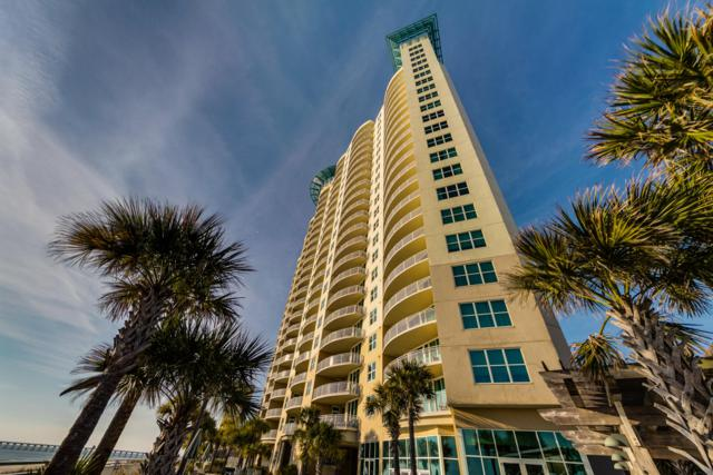 15625 Front Beach Road Unit 1201, Panama City Beach, FL 32413 (MLS #817791) :: Berkshire Hathaway HomeServices PenFed Realty