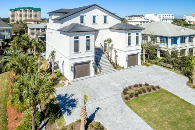 615 Choctaw Drive, Destin, FL 32541 (MLS #817808) :: Luxury Properties Real Estate