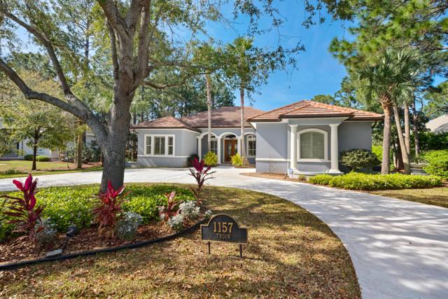 1157 Troon Drive, Miramar Beach, FL 32550 (MLS #817829) :: Classic Luxury Real Estate, LLC