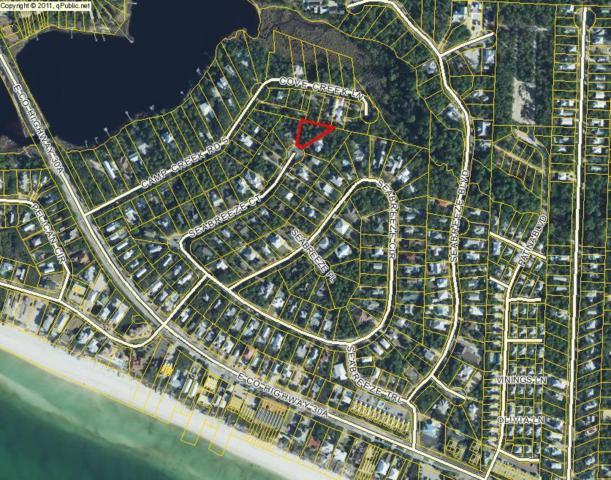 00 Seabreeze Court, Inlet Beach, FL 32461 (MLS #817851) :: Classic Luxury Real Estate, LLC