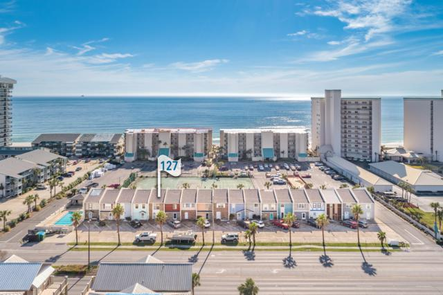 6215 Thomas Drive Unit 127, Panama City Beach, FL 32408 (MLS #817883) :: Scenic Sotheby's International Realty