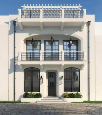 LL10 Robins Egg Court, Alys Beach, FL 32461 (MLS #817936) :: Berkshire Hathaway HomeServices Beach Properties of Florida