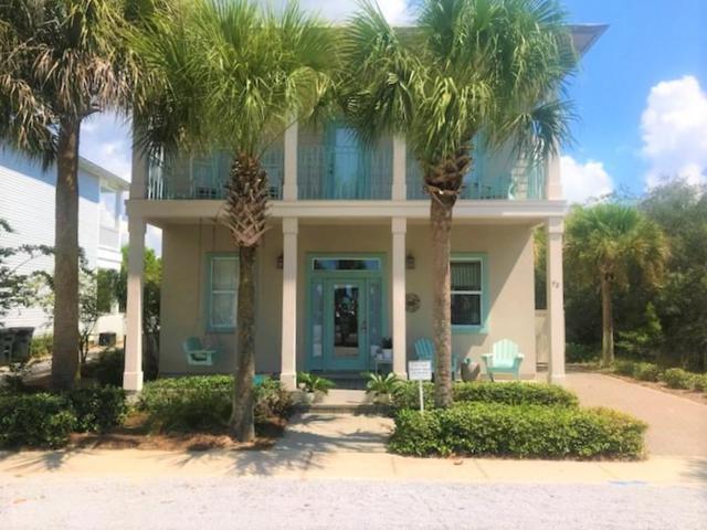 72 W Blue Crab Loop, Inlet Beach, FL 32461 (MLS #817937) :: Luxury Properties Real Estate