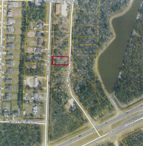 Lot 07 Bay Grove Boulevard, Freeport, FL 32439 (MLS #817955) :: Luxury Properties Real Estate