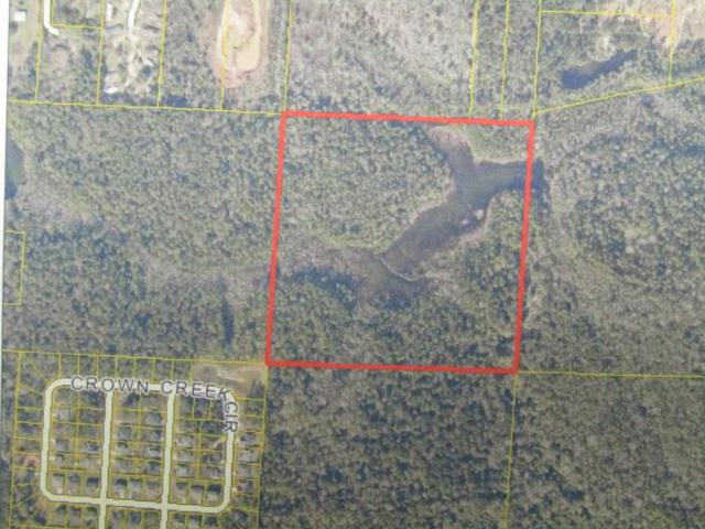 40 Acres Off Lancaster Circle, Crestview, FL 32539 (MLS #818007) :: Keller Williams Realty Emerald Coast