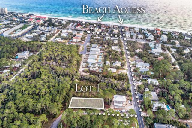 Lot 1 Shady Pines Drive, Santa Rosa Beach, FL 32459 (MLS #818070) :: Scenic Sotheby's International Realty