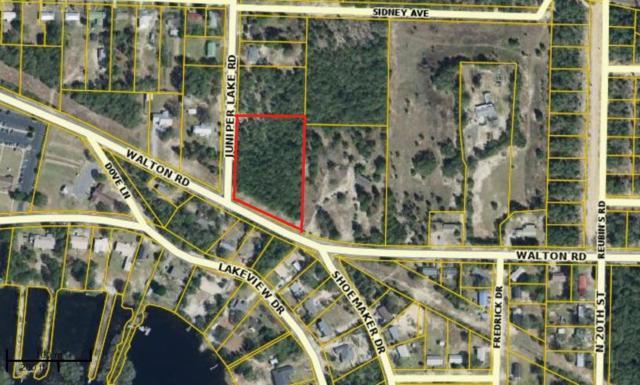2.5 Acres Walton Road, Defuniak Springs, FL 32433 (MLS #818098) :: CENTURY 21 Coast Properties