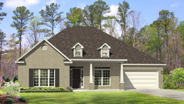 321 Merlin Court, Crestview, FL 32539 (MLS #818127) :: Luxury Properties Real Estate