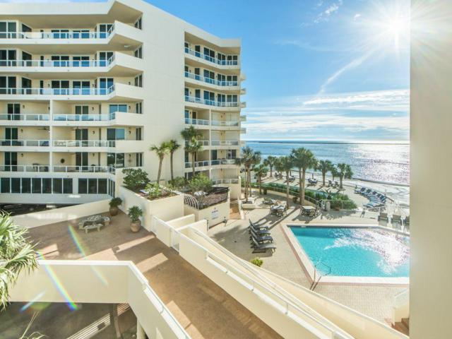 100 Gulf Shore Drive #301, Destin, FL 32541 (MLS #818320) :: The Beach Group