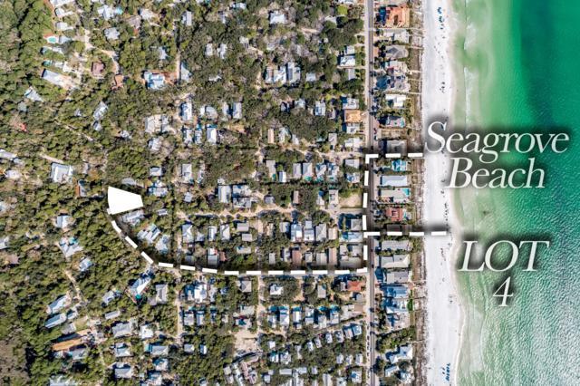 Lot 4 Dogwood Street, Santa Rosa Beach, FL 32459 (MLS #818342) :: Berkshire Hathaway HomeServices Beach Properties of Florida