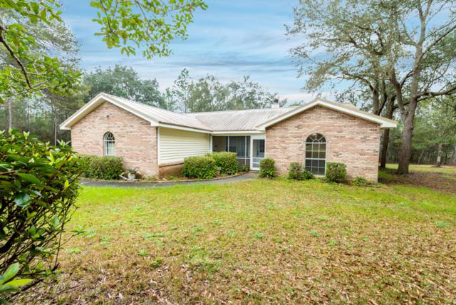 4138 Wilkerson Bluff Road, Holt, FL 32564 (MLS #818371) :: RE/MAX By The Sea