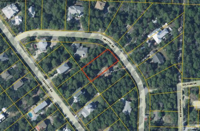 lot 13 Hilltop Drive, Santa Rosa Beach, FL 32459 (MLS #818386) :: CENTURY 21 Coast Properties