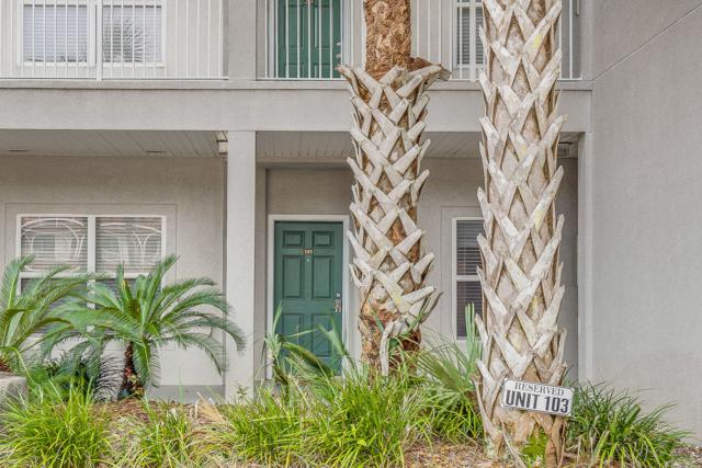 212 Harbor Blvd Boulevard #103, Destin, FL 32541 (MLS #818519) :: Rosemary Beach Realty