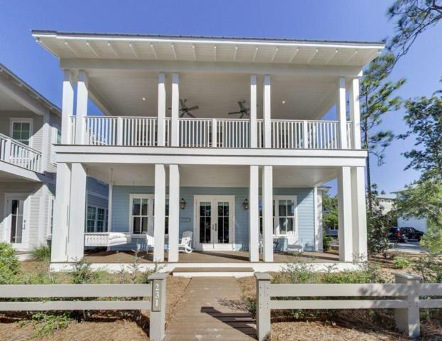 231 S Wisteria Way, Santa Rosa Beach, FL 32459 (MLS #818564) :: Luxury Properties Real Estate