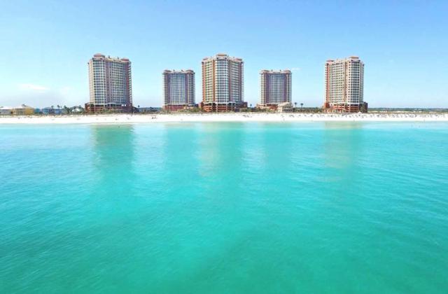 2 Portofino Drive #703, Gulf Breeze, FL 32561 (MLS #818574) :: Classic Luxury Real Estate, LLC