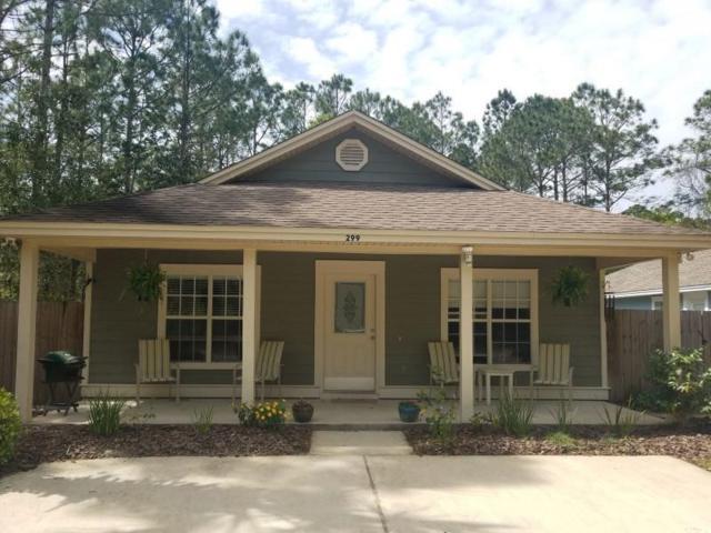 299 S 2Nd Street, Santa Rosa Beach, FL 32459 (MLS #818622) :: Luxury Properties Real Estate