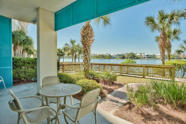 114 Carillon Market Street #115, Panama City Beach, FL 32413 (MLS #818855) :: Homes on 30a, LLC