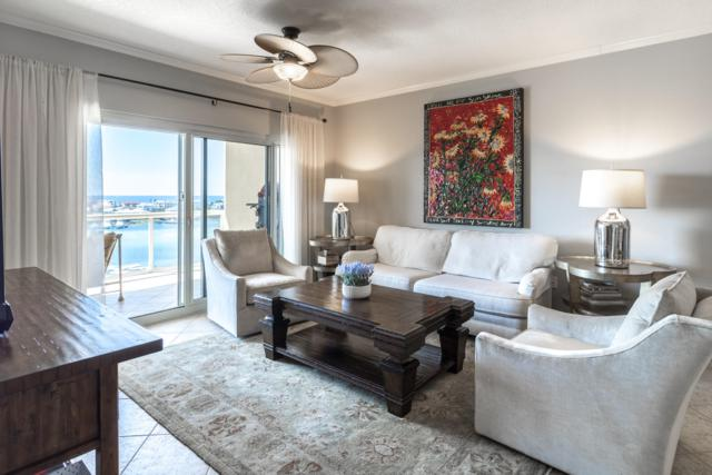 770 Harbor Boulevard Unit 5D, Destin, FL 32541 (MLS #818914) :: Coastal Luxury