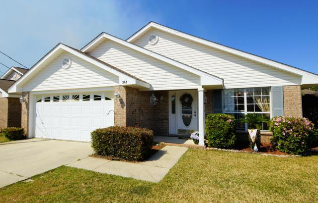 563 Rough Leaf Lane, Mary Esther, FL 32569 (MLS #818916) :: Luxury Properties Real Estate