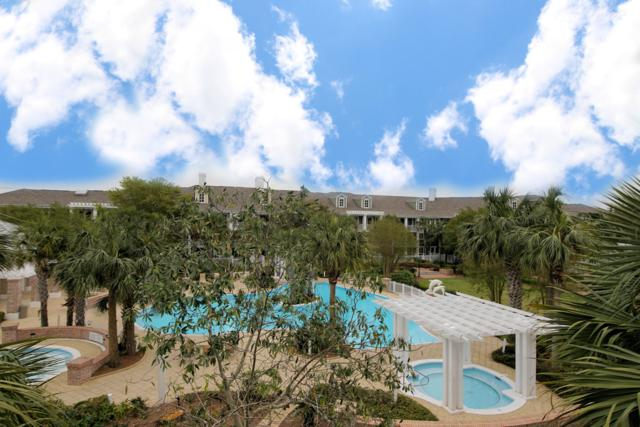 9200 Baytowne Wharf Boulevard Unit 543, Miramar Beach, FL 32550 (MLS #818964) :: Coastal Luxury