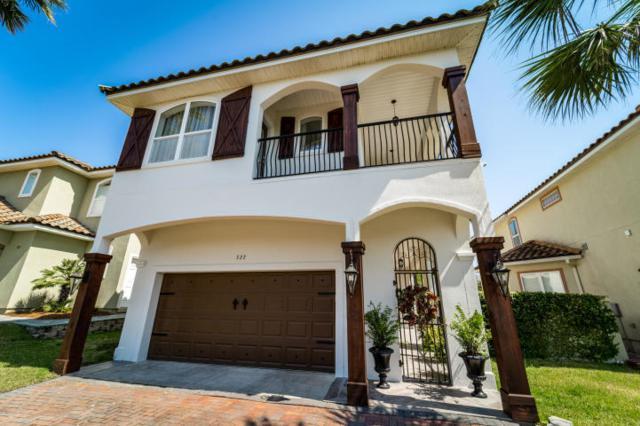 327 La Valencia Circle, Panama City Beach, FL 32413 (MLS #819126) :: Classic Luxury Real Estate, LLC